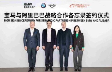 Alibaba y BMW digitalizarán la venta de coches en China