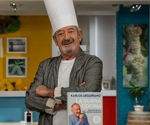 El nuevo recetario de Karlos Arguiñano