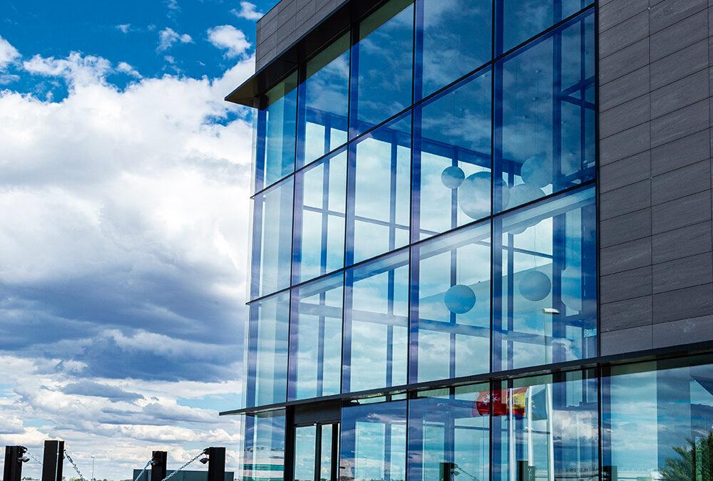 Espectacular nueva sede de Montajes Delsaz, al nivel de los más grandes