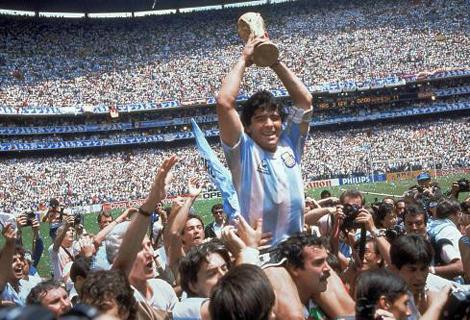 Maradona campeón