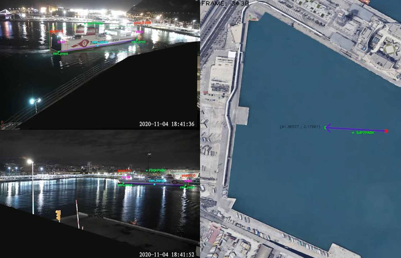 5G Maritime es el proyecto de geolocalización de barcos