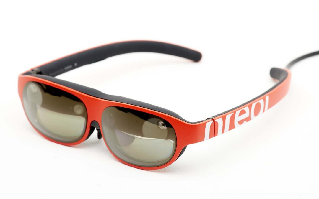 Vodafone trae a España las gafas Nreal Light de realidad mixta