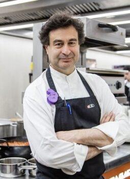 Pepe Rodríguez hace alta cocina con raíces