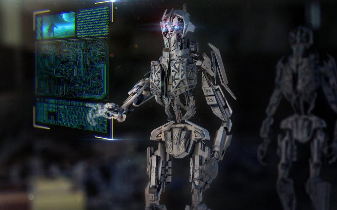 Desarrollan una inteligencia artificial capaz de diseñar sus propios robots
