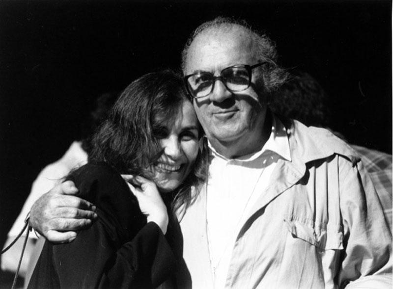 Federico Fellini.