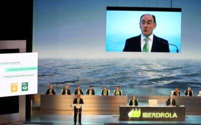 Así multiplica sus beneficios Iberdrola en plena ola polar gracias al viento y al agua