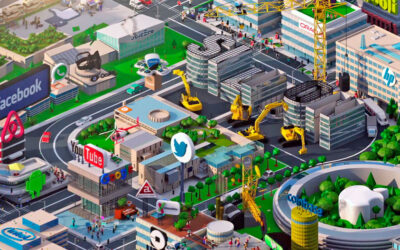 Niños jugando a ser dictadores: el profético retrato de Silicon Valley