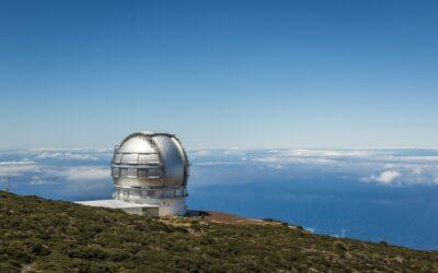El Paseo de las Estrellas de la Ciencia de La Palma