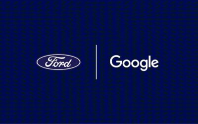 Ford y Google unidos por la inteligencia artificial