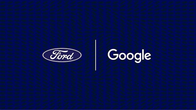Ford y Google unidos por la inteligencia artificial