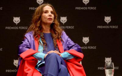 """Victoria Abril, Premio Feroz de Honor 2021: """"Esto es una 'plandemia'"""""""