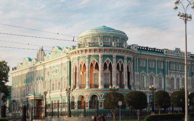 Ekaterimburgo, la ciudad de los zares