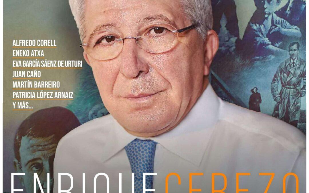 Enrique Cerezo protagoniza la primavera en 'Influencers'