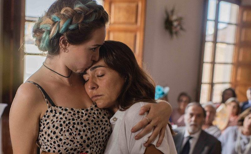 Premios Goya 2021: La boda de Rosa.