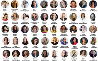 Ellas son las Top 100 Mujeres Líderes en España