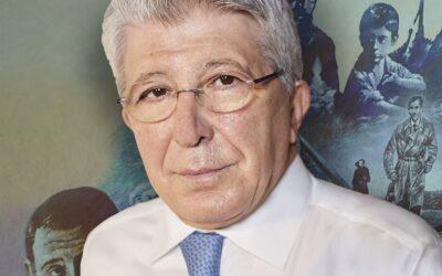 """Enrique Cerezo: """"La derecha no suele entender de cultura"""""""