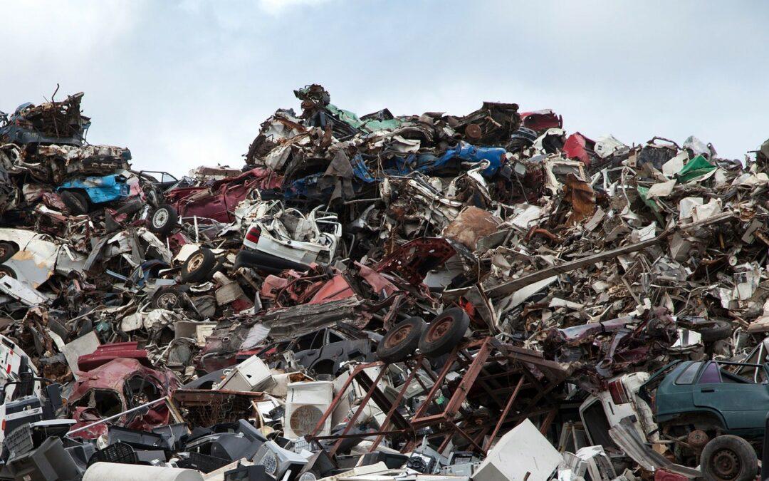 La basura electrónica: principal amenaza para el planeta