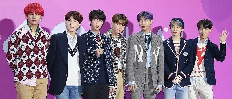 BTS, el fenómeno del k-pop