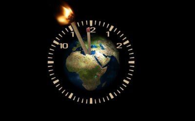 El cambio climático no espera