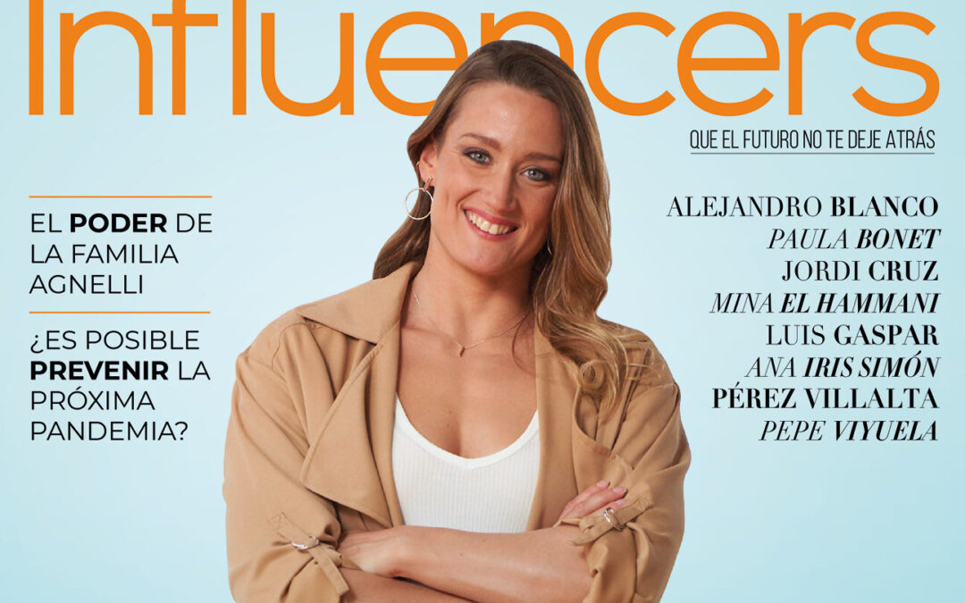 Mireia Belmonte abandera el verano en Influencers