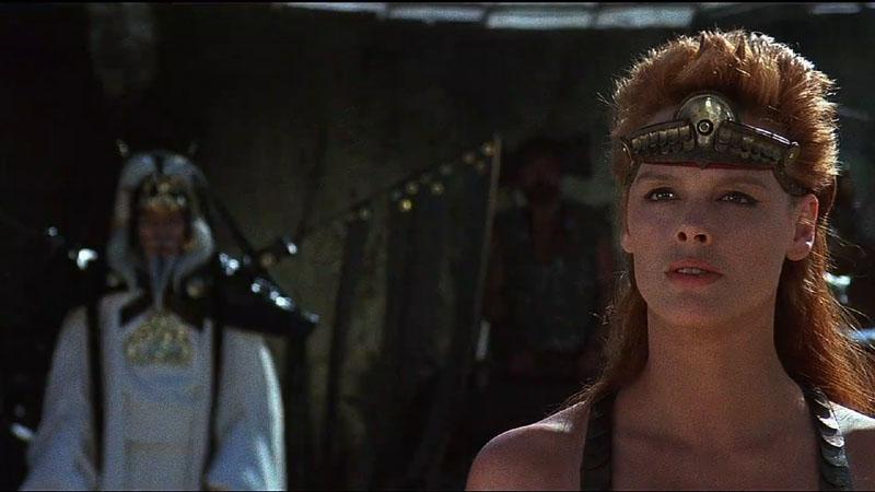 Superheroínas de cine: Red Sonja.