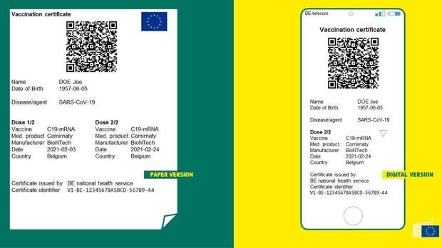 Llega el pasaporte COVID: cómo evitar timos y falsificaciones