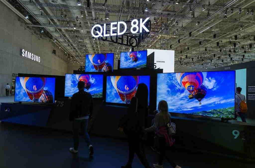 Por qué los televisores 8K revolucionarán la forma de entretenerse