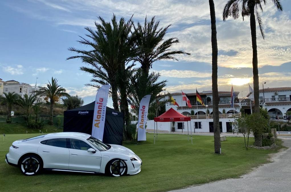 Alannia Resorts inaugura con éxito su circuito de golf en la Costa Blanca
